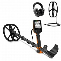Metaldetectors Quest Pro with two coils