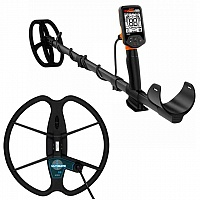 Metaldetector Quest Q20 with additional 33cm Ultimate coil